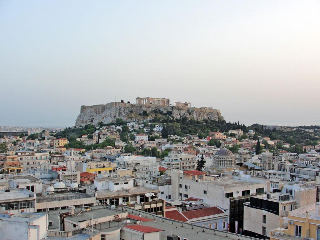 Grécia - Atenas - Acrópolis