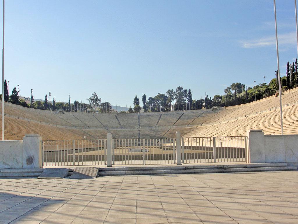 Grécia - Atenas - Estádio Olímpico