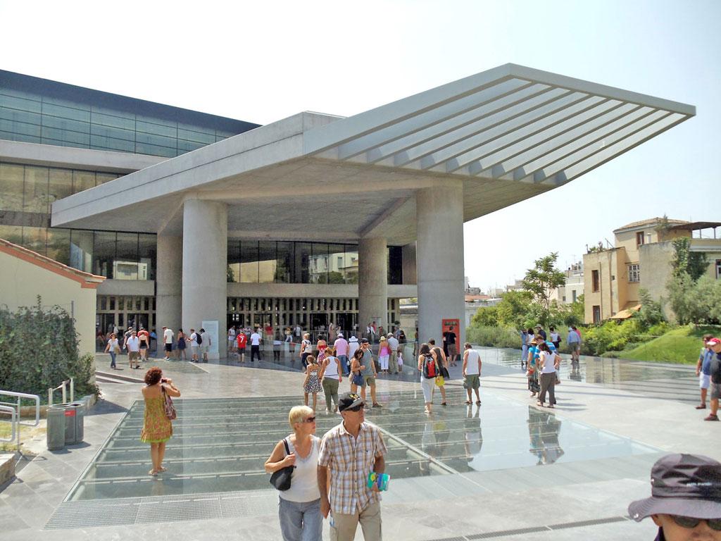Grécia - Atenas - Museu da Acrópolis
