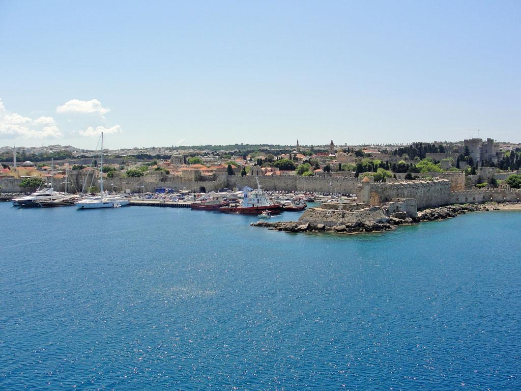 Grécia - Ilhas Gregas - Rhodes