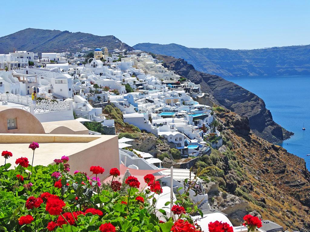 Grécia - Ilhas Gregas - Santorini