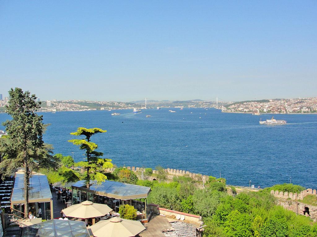 Turquia - Istambul - Estreito do Bósforo