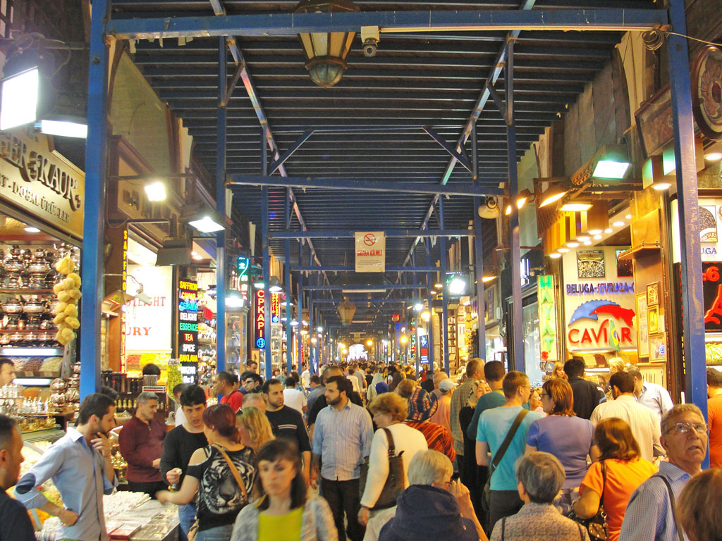 Turquia - Istambul - Grand Bazar