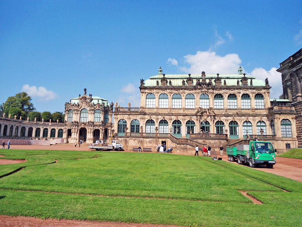 Alemanha - Dresden - Zwinger