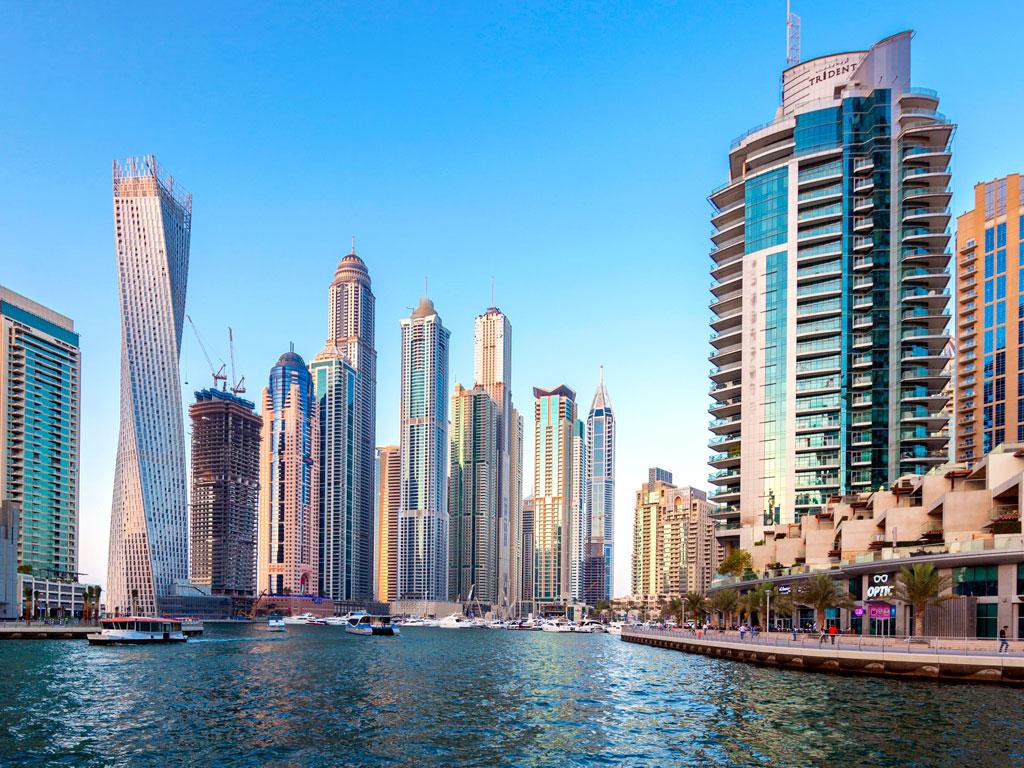 Dubai - Marina
