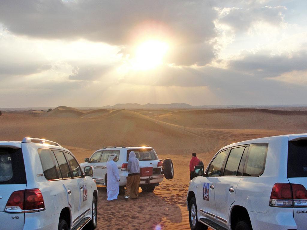 Dubai - Safari em 4x4