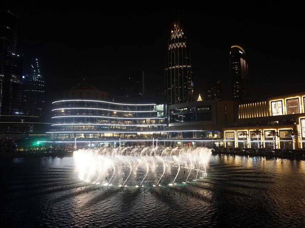 Dubai - Show de Luzes e Som