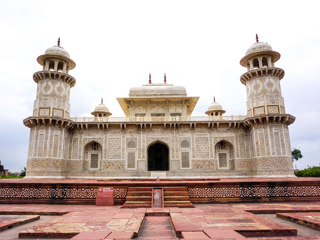 Índia - Agra - Mini Taj