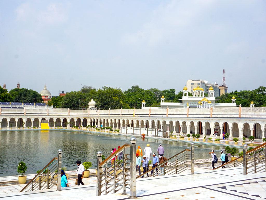 Índia - Delhi - Templo Sikh