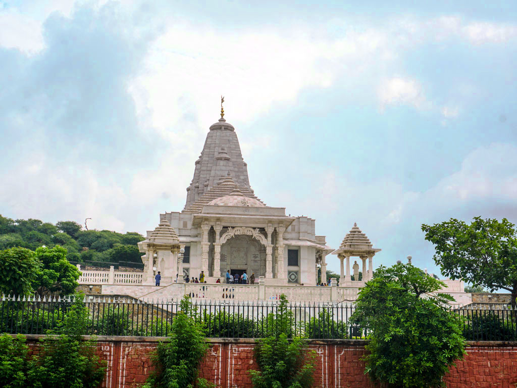 Índia - Jaipur - Templo Birla