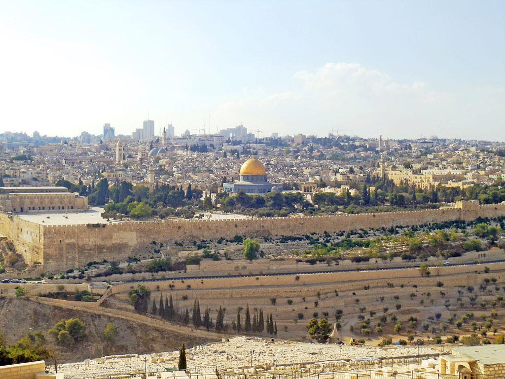 Israel - Jerusalém - Esplanada do Templo