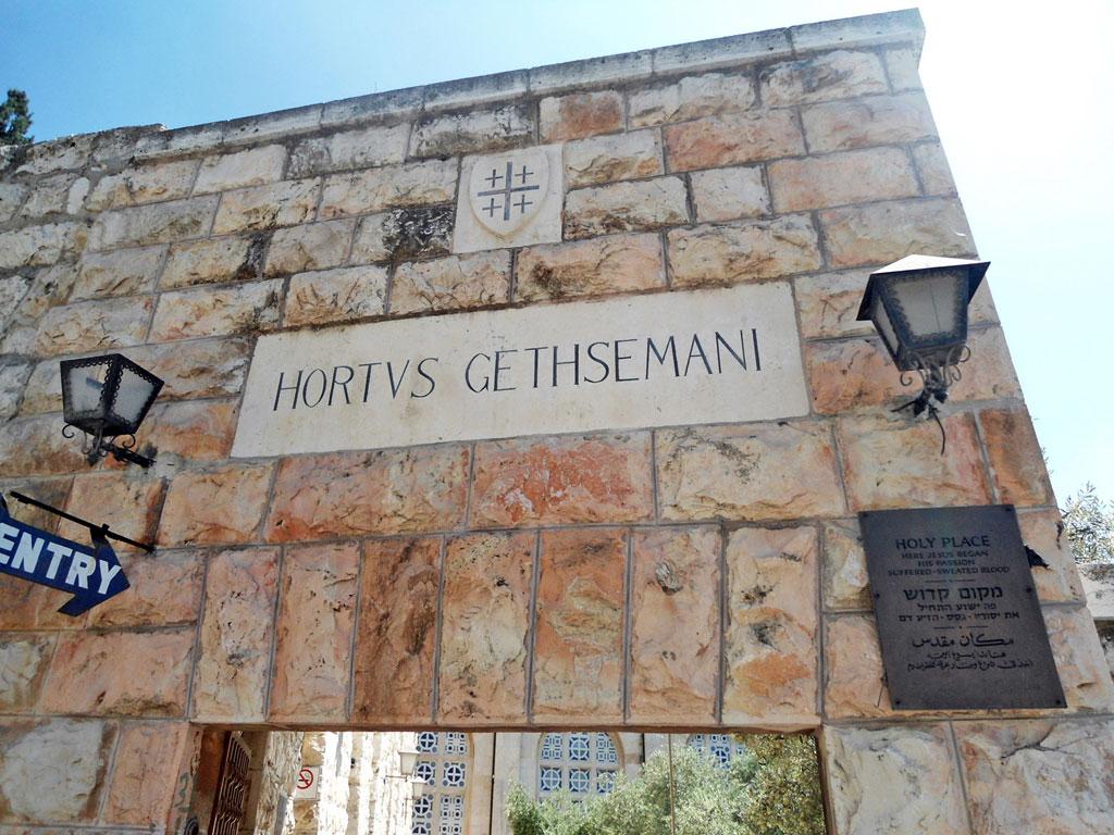 Israel - Jerusalém - Gethsemani