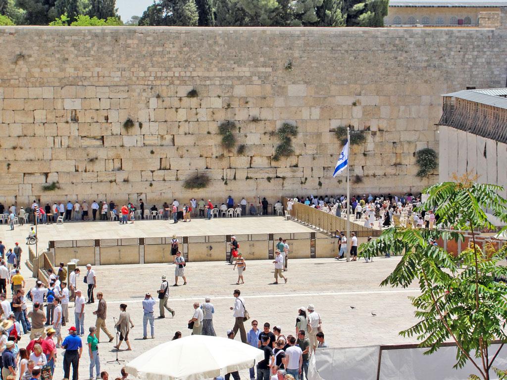 Israel - Jerusalém - Muro das Lamentações