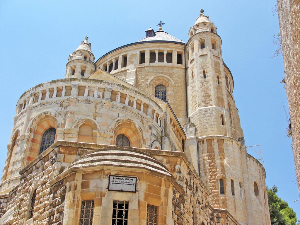 Israel - Jerusalém - Monte Sião