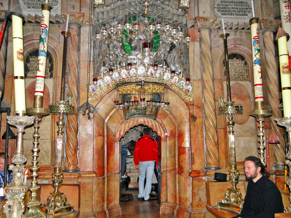 Israel - Jerusalém - Santo Sepulcro