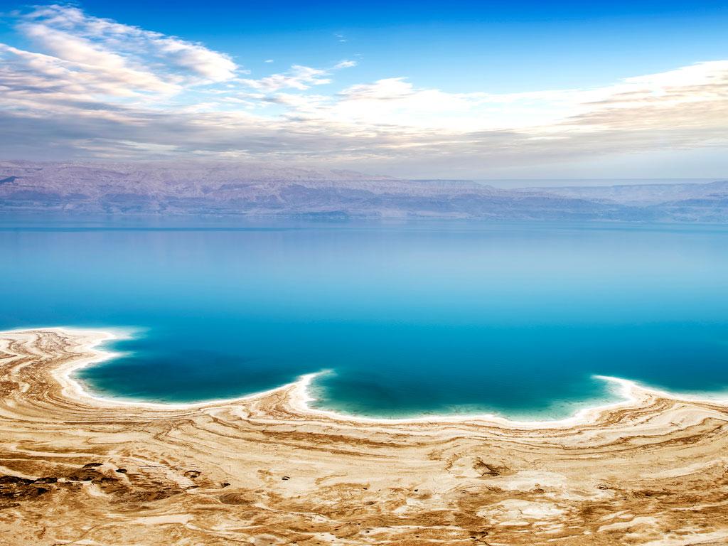 Israel - Mar Morto