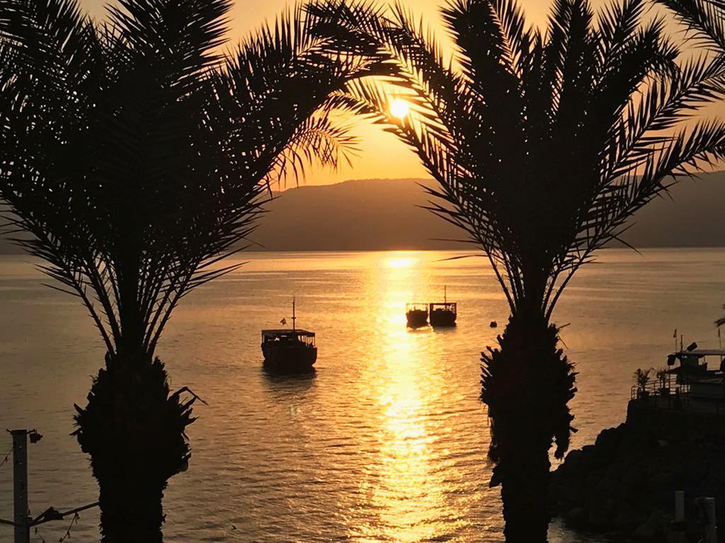 Israel - Tiberíades - Mar da Galileia