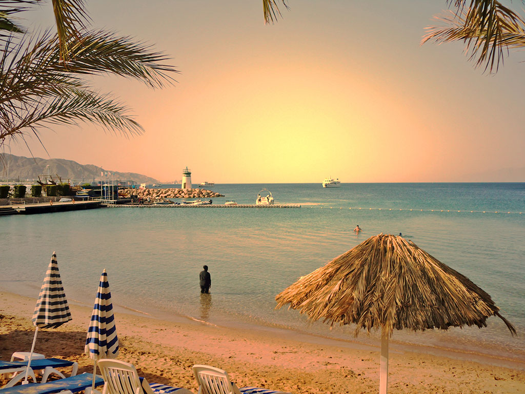 Jordânia - Aqaba