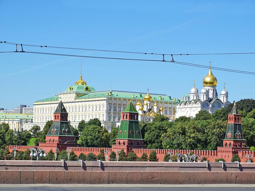 Rússia - Moscou - Kremelim