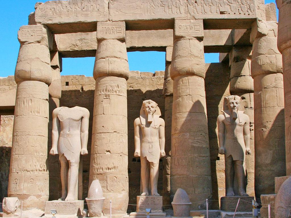 Egito - Luxor e Karnak