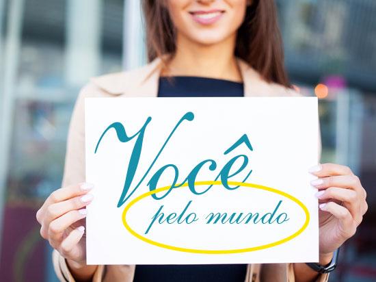 Você Pelo Mundo - Viagens Acompanhadas desde o Brasil